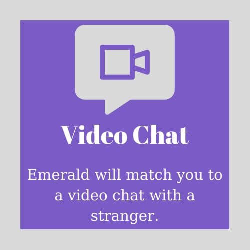 Video Chat on Emerald