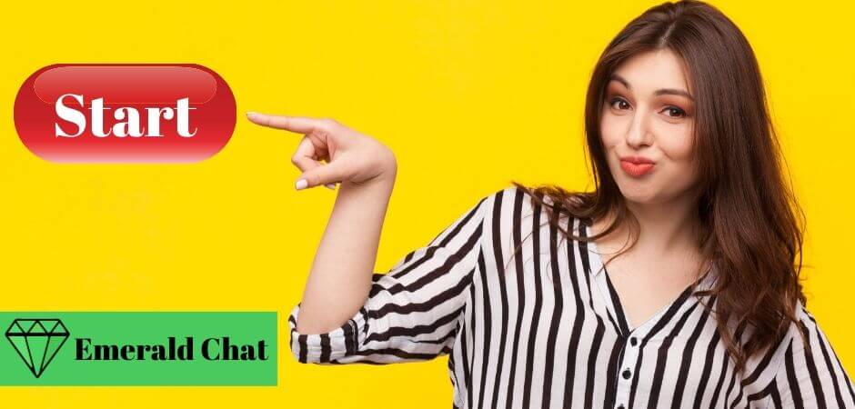 Start Online Video Chat Emerald Chat