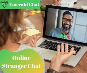 Stranger Chat - Emerald Chat