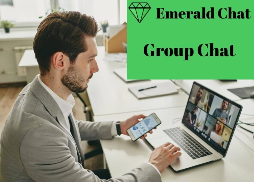 Emerald Chat Group Chat